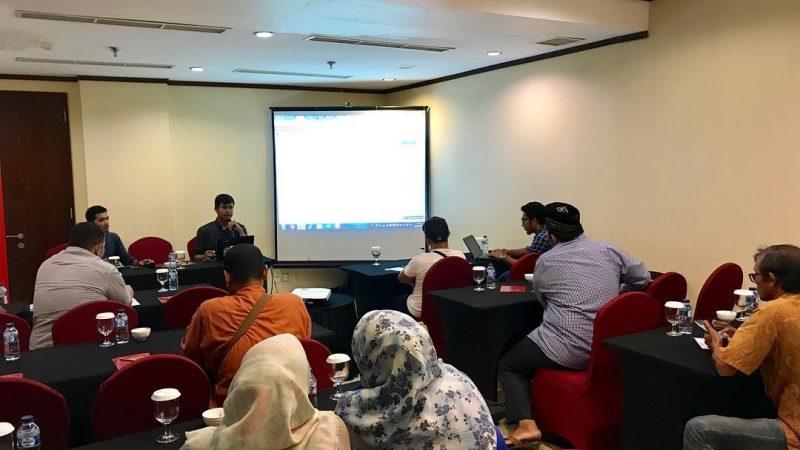 Workshop Mahir Tiketing